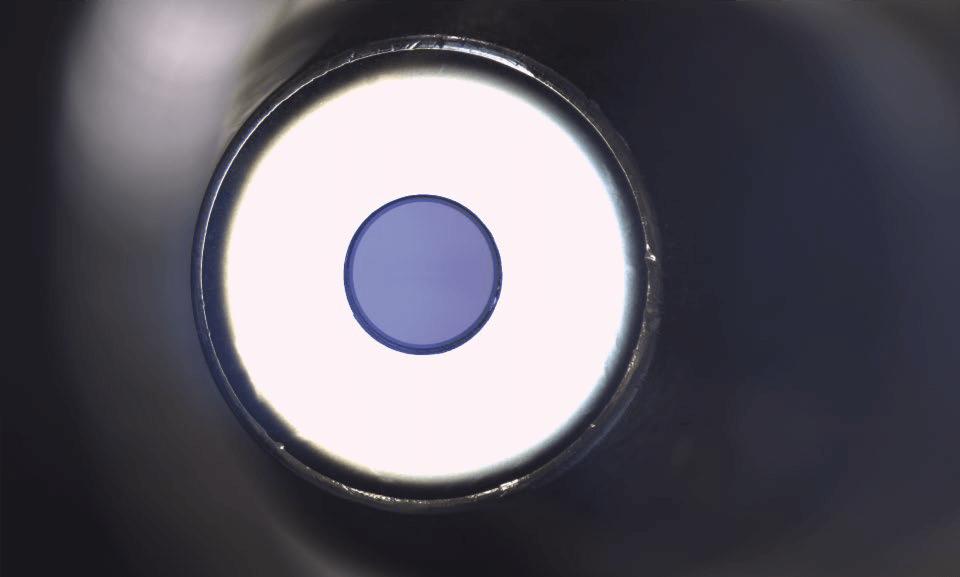 反射防止膜(ARコート)付き光ファイバーの利点01