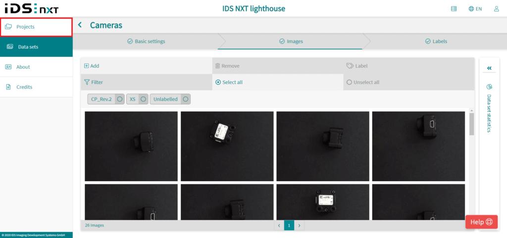 IDS社製 NXTカメラでAIを実践19