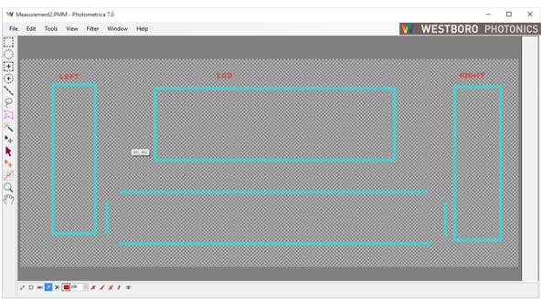 ②オーバーレイ表示機能を使用した測定対象物への位置合わせ05