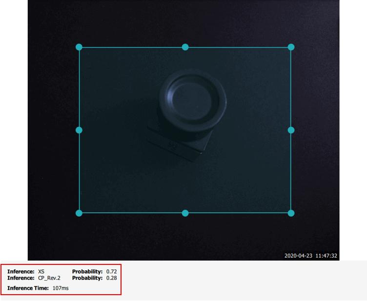 IDS社製 NXTカメラでAIを実践33