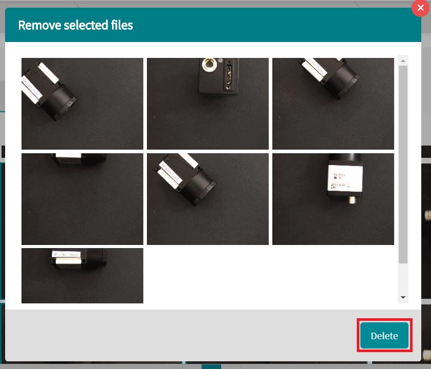 IDS社製 NXTカメラでAIを実践18