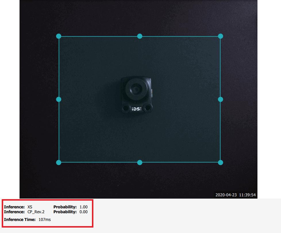 IDS社製 NXTカメラでAIを実践32