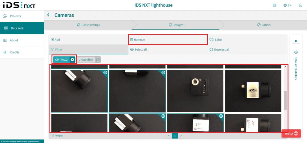 IDS社製 NXTカメラでAIを実践17