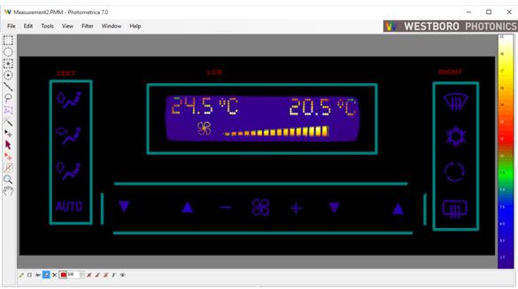 ②オーバーレイ表示機能を使用した測定対象物への位置合わせ03